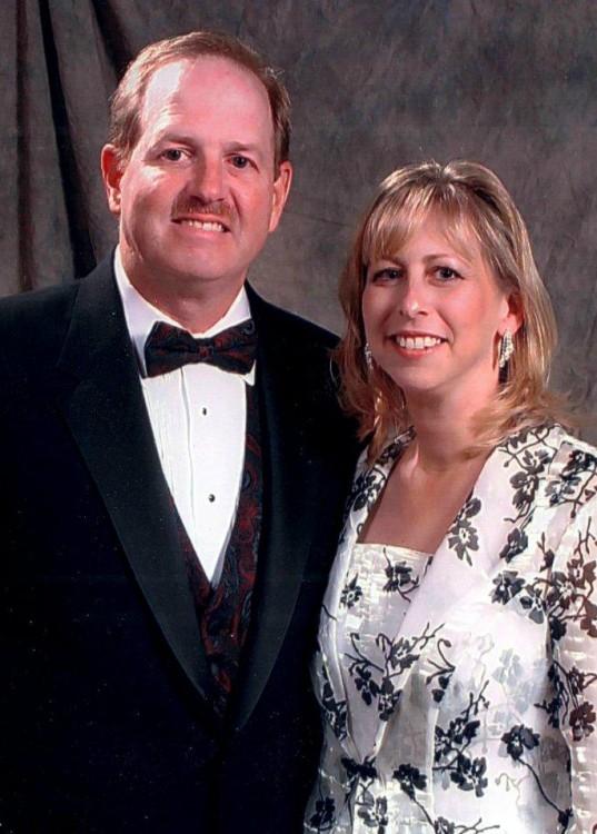 Tom Rieland ('85) & Carol Olender Rieland ('87)