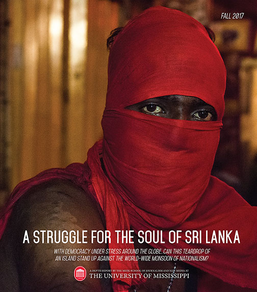 A Struggle for the Soul of Sri Lanka