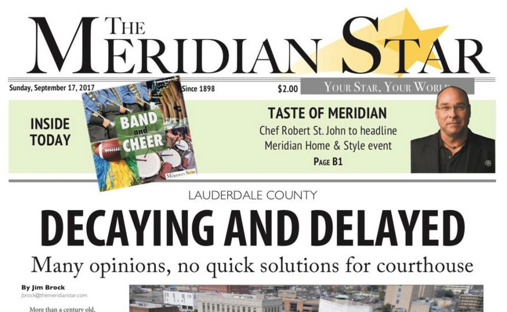 IMC students use research skills to improve The Meridian Star's marketing strategy