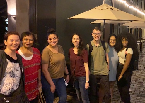 Students, faculty spending winter break on a reporting trip in Puerto Rico