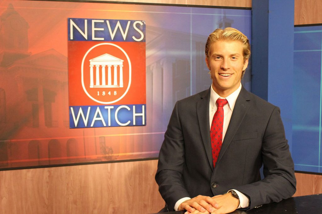 Two student journalists from NewsWatch place first in Southeast Journalism Conference competitions