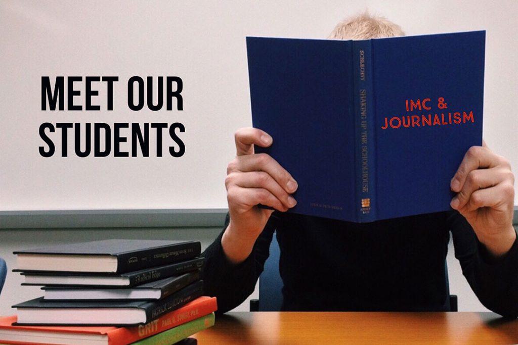 Meet Our Students: IMC student Allie Allen