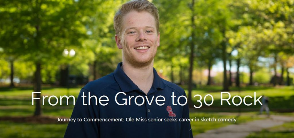 Journey to Commencement: From the Grove to 30 Rock