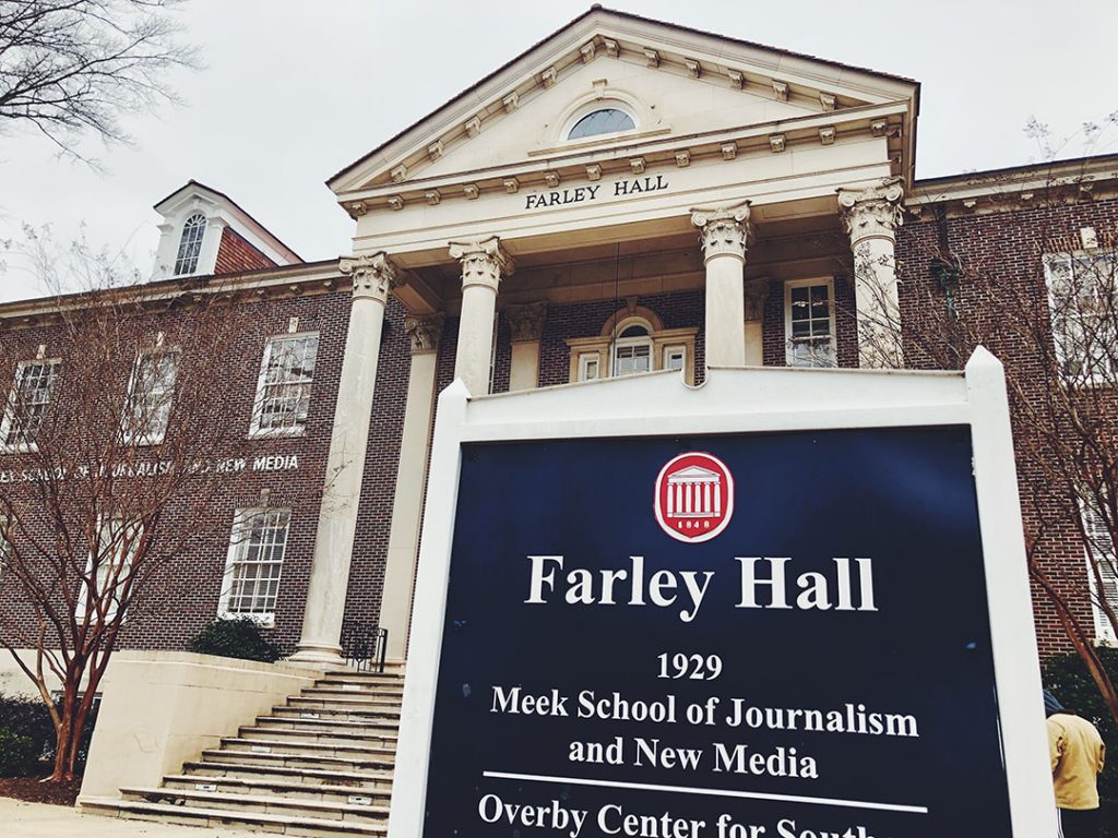 A look at the School of Journalism and New Media's IMC and journalism programs