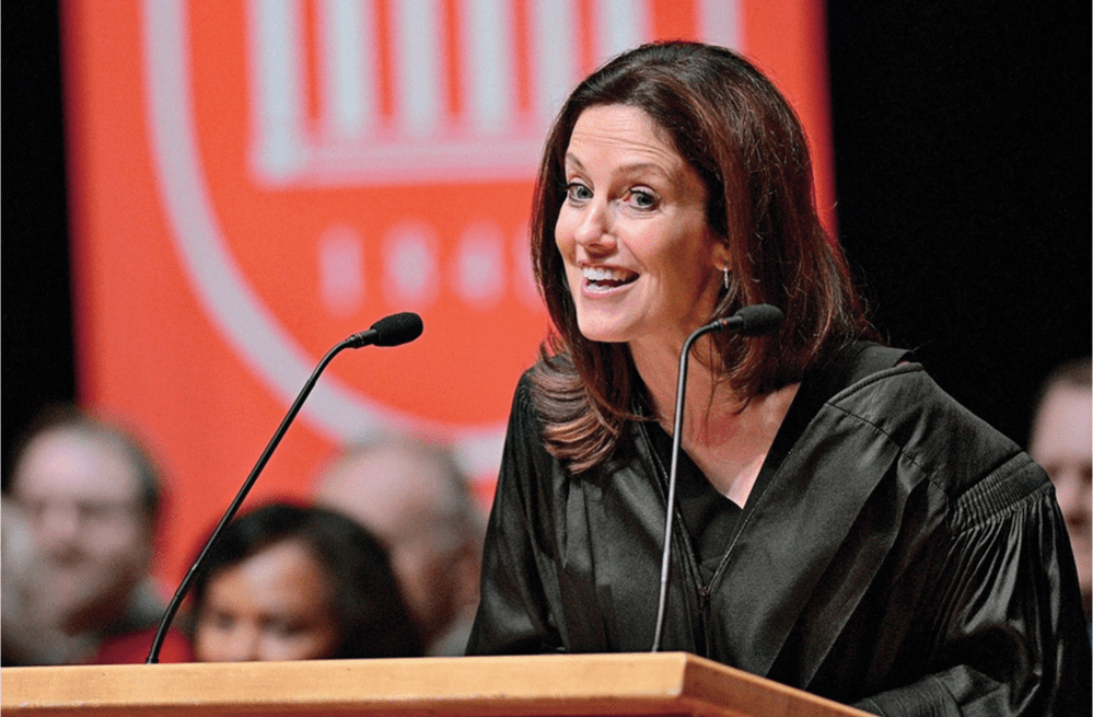 Sharyn Alfonsi. Photo from HottyToddy.com
