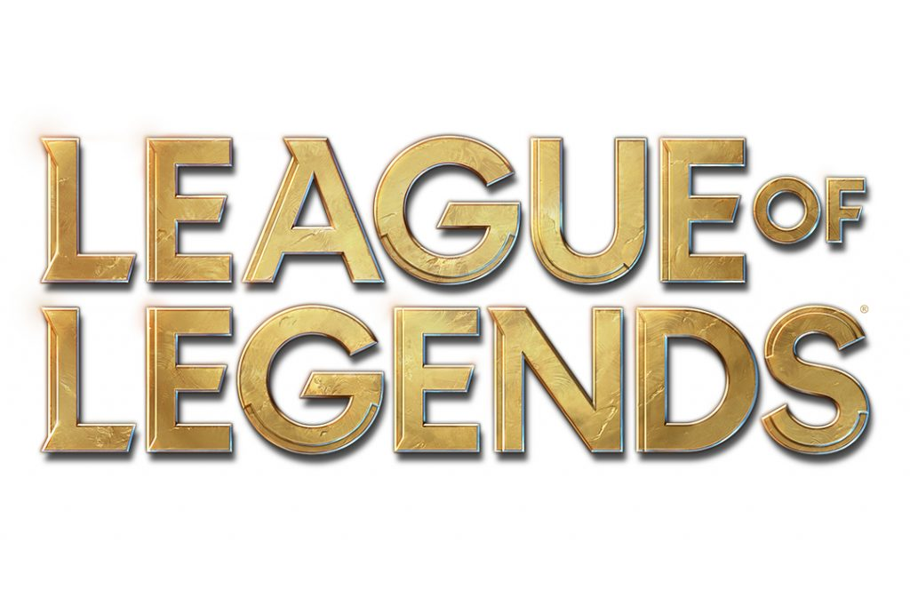 The League of Legends logo.