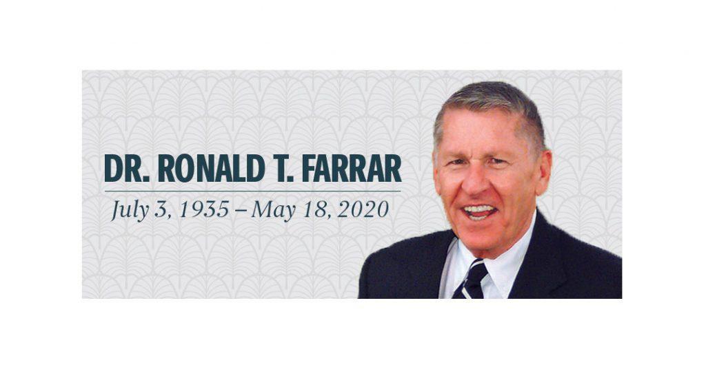 Ronald T. Farrar