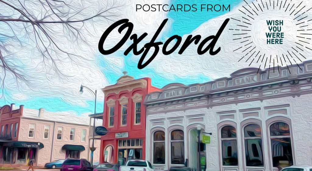 What do you miss about Oxford? School of Journalism and New Media students respond