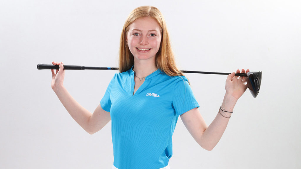 Taking a Swing at Journalism: UM journalism student is part of NCAA championship golf team