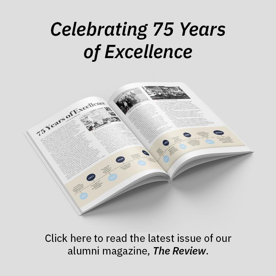 The Review Alumni Magazine