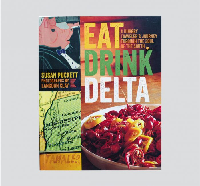 The book Eat Drink Delta
